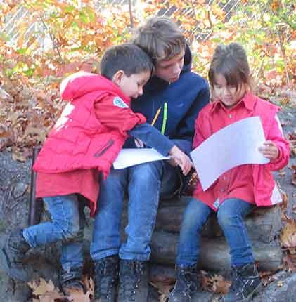 Scouting is veel samenwerken voor jong en oud